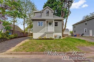 South Plainfield Single Family Home For Sale: 511 Brett Place