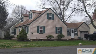 South Plainfield Single Family Home For Sale: 2800 Park Avenue