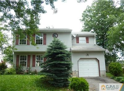 Fords Single Family Home For Sale: 32 Woodview Avenue