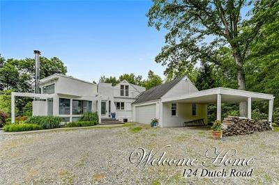 Single Family Home For Sale: 124 Dutch Road