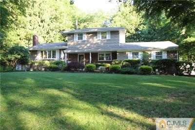 South Plainfield Single Family Home Active - Atty Revu: 110 Whispering Hills Road