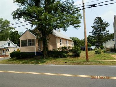 Monroe Single Family Home For Sale: 67 Helmetta Road