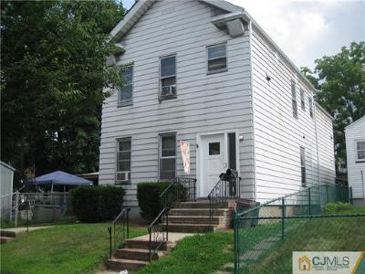 Rahway Multi Family Home For Sale: 104 Clinton Street