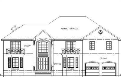 North Edison Single Family Home For Sale: 8 Twin Oaks Drive