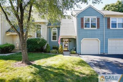 Somerset County Condo/Townhouse For Sale: 235 McAuliffe Court