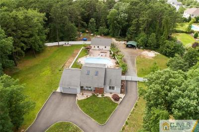 Single Family Home For Sale: 120 Old Forge Road