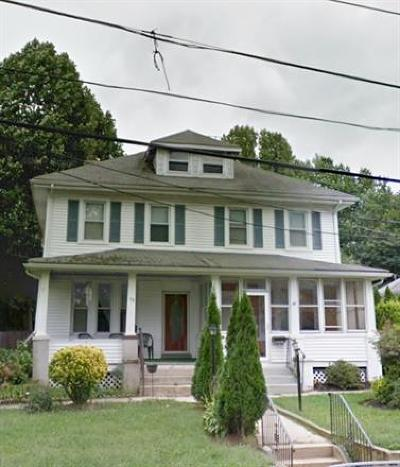 Freehold Boro Single Family Home For Sale: 94 Jackson Street