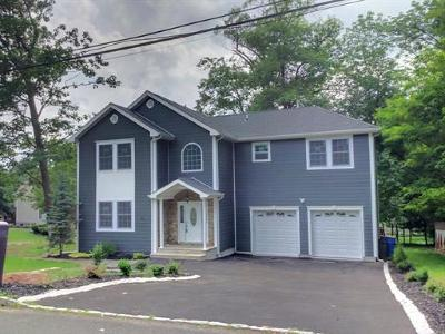 Somerset County Single Family Home For Sale: 341-343 Top Avenue