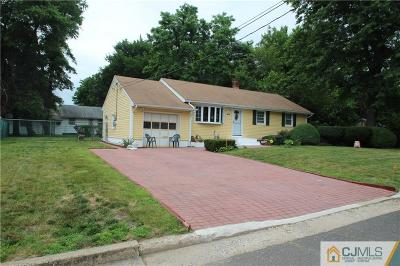 South Plainfield Single Family Home Active - Atty Revu: 1316 Dey Street