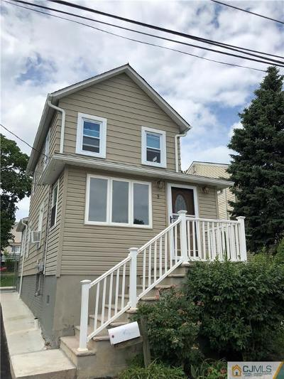 Sayreville Single Family Home For Sale: 9 Walling Street