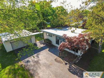 South Plainfield Single Family Home For Sale: 2224 Woodland Avenue