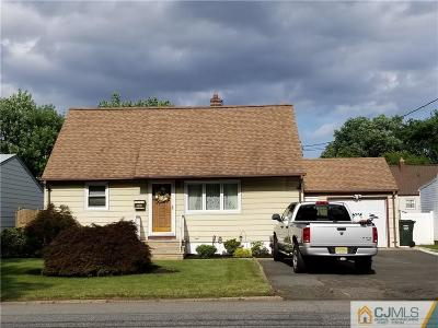 Iselin Single Family Home Active - Atty Revu: 368 Wood Avenue