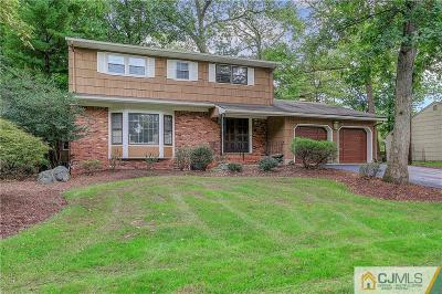 Piscataway Single Family Home For Sale: 443 Brentwood Drive