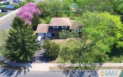 Sayreville Single Family Home For Sale: 23 Fielek Terrace