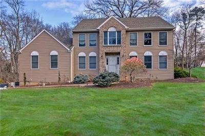 Single Family Home For Sale: 18 Tanglewood Place