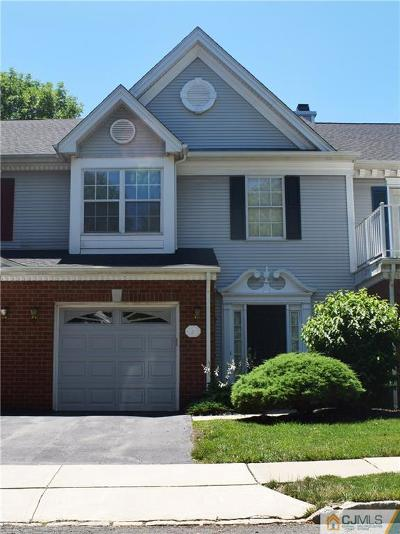 Somerset County Condo/Townhouse For Sale: 7 Coral Court