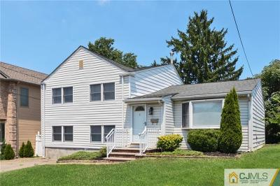 Sayreville Single Family Home For Sale: 6 Frederick Place
