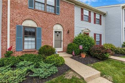 Somerset County Condo/Townhouse For Sale: 278 Penns Way