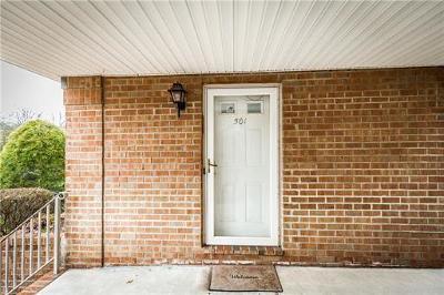 Avenel Condo/Townhouse For Sale: 501 Madaline Drive #501