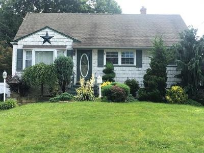 Iselin Single Family Home For Sale: 149 Bedford Avenue