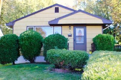 Avenel Single Family Home For Sale: 320 Demorest Avenue