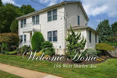 Edison Single Family Home For Sale: 196 W Shirley Avenue