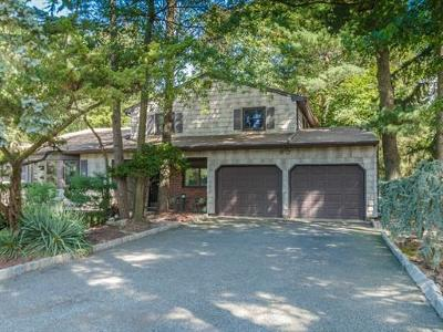 Edison Single Family Home For Sale: 12 Old Hickory Lane
