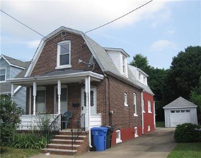 Hopelawn Single Family Home For Sale: 44 Howard Street