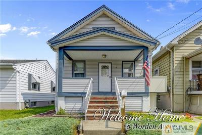 HOPELAWN Single Family Home For Sale: 8 Worden Avenue