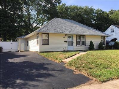Edison Single Family Home For Sale: 41 Markham Road