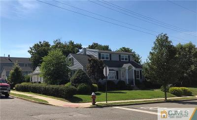 Sayreville Single Family Home For Sale: 177 Jersey Street