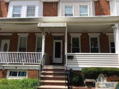 Rahway Single Family Home For Sale: 1344 Bryant Street
