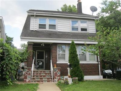 Rahway Single Family Home For Sale: 326 Central Avenue