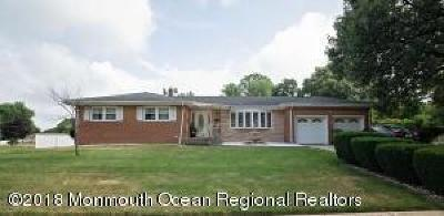 Sayreville Single Family Home For Sale: 15 Driftwood Drive