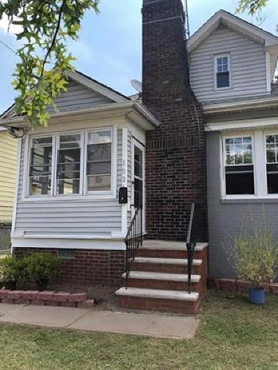 Linden Single Family Home For Sale: 1021 N Stiles Street