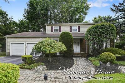 East Brunswick Single Family Home Active - Atty Revu: 20 Independence Drive