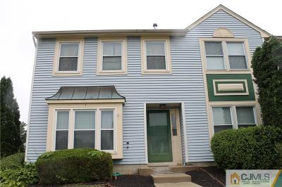 Sayreville Condo/Townhouse For Sale: 1 Heritage Square #1401