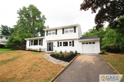 East Brunswick Single Family Home For Sale: 27 Gulf Road