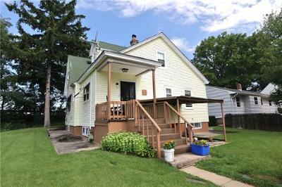 Iselin Single Family Home For Sale: 108 Jansen Avenue