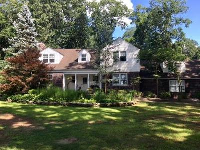 Somerset County Single Family Home For Sale: 658 S Middlebush Road