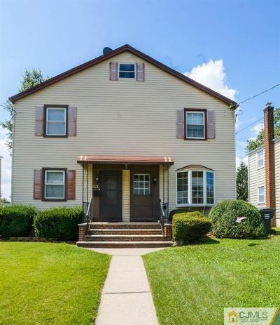 Fords Single Family Home For Sale: 421 Crows Mill Road