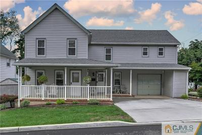 Sayreville Single Family Home For Sale: 37 Embroidery Street