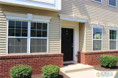 Piscataway Condo/Townhouse For Sale: 14 Andrews Way #1214
