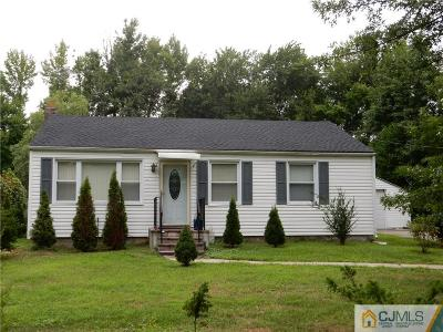 Old Bridge Single Family Home For Sale: 4326 Highway 516 Highway