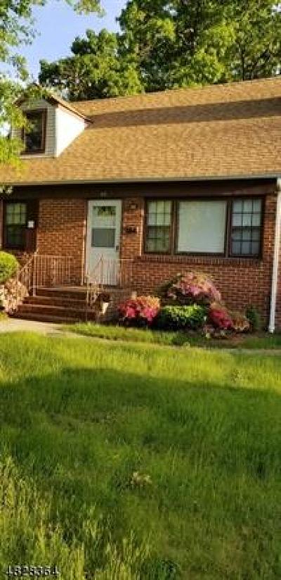 Edison Single Family Home For Sale: 49 Safran Avenue