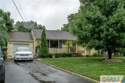 Somerset County Single Family Home For Sale: 13 Fraley Drive