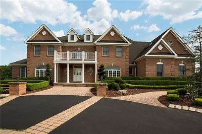 Single Family Home For Sale: 8 Scenic Way