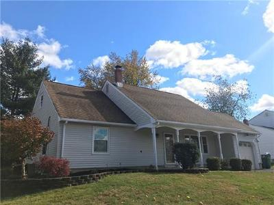Edison Single Family Home For Sale: 16 Roxy Avenue