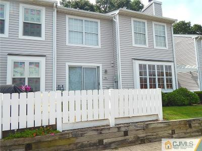 Somerset County Condo/Townhouse For Sale: 50 Almond Drive