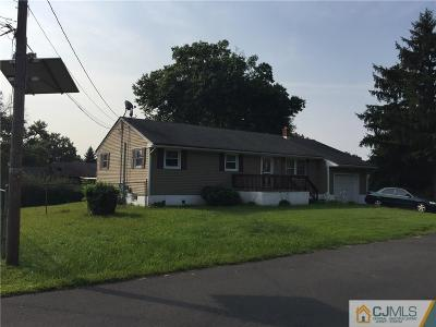 Somerset County Single Family Home For Sale: 37 Sumner Avenue